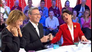 Florence Foresti & Marie-Anne Chazel - Dominique Pipeau : Les voeux - On a tout essayé