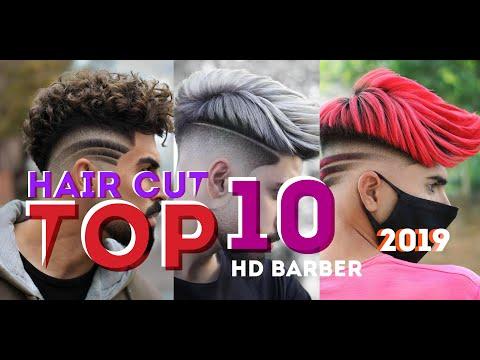 ТОП 10 МУЖСКИХ СТРИЖЕК / NEW 2019 Hair Cut Transformations
