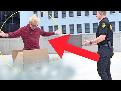 BEST Teleporting Pranks INSANE (NEVER DO THIS!!) - COP SECURITY Public MAGIC PRANKS COMPILATION 2019