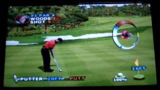 PSPscene PSX PSP Tiger Woods PGA Tour 2000