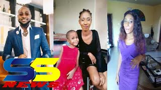 I don't want to be your wife — Davido's alleged first babymama