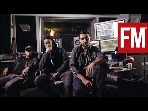The Track: Disciples on producing Daylight