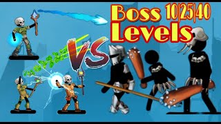 The Archers 2: BRÏNG ME THE MONSTERS   Boss Levels 10, 25 & 40
