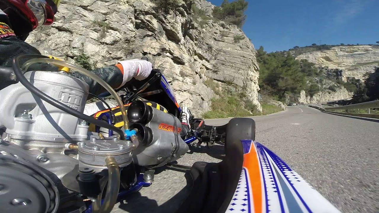 kart 125 course de cote