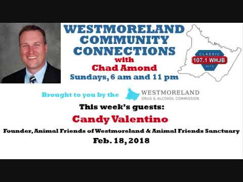 Westmoreland Community Connections: Feb. 18, 2018