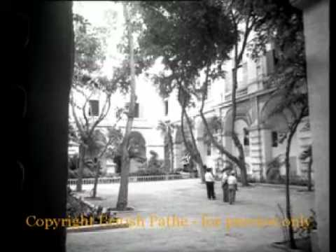 Harbour and Valletta- British Pathe (1968)