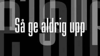 JNY ft Sandra - Hoppet finns (vill känna lycka).mp3