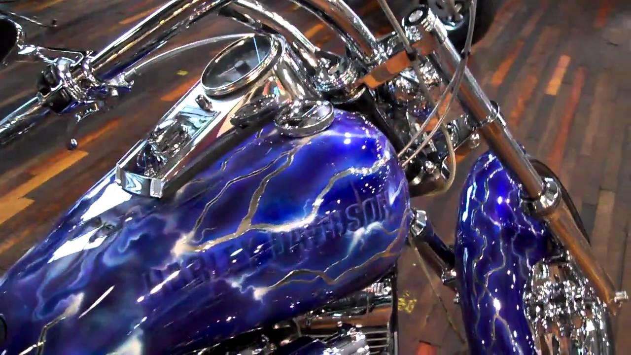 02 Fxdwg Dyna Wide Glide Custom 307651 Mp4 Youtube