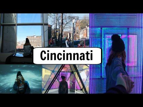 Getting Lost in Cincinnati (Vlog)