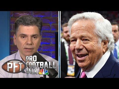 How NFL's recent history will impact Robert Kraft | Pro Football Talk | NBC Sports