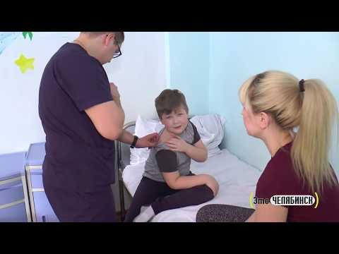 Отделение детской хирурги ГКБ№1 телепроект «Это Челябинск»  выпуск №54