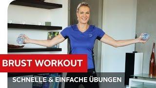 Brustmuskeltraining für zu Hause – Einfaches & effektives Workout für ein tolles Dekolleté – OTTO