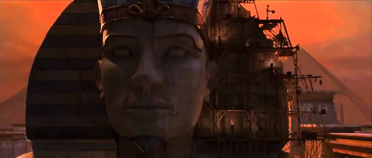 The Mummy Intro