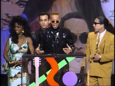 C+C Music Factory Wins Favorite Dance New Artist - AMA 1992