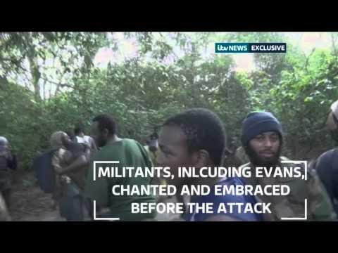 Exclusive: Video shows gun battle in which British jihadi was killed