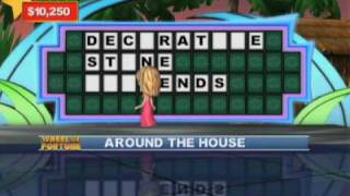 Wii Wheel of Fortune - Official Trailer