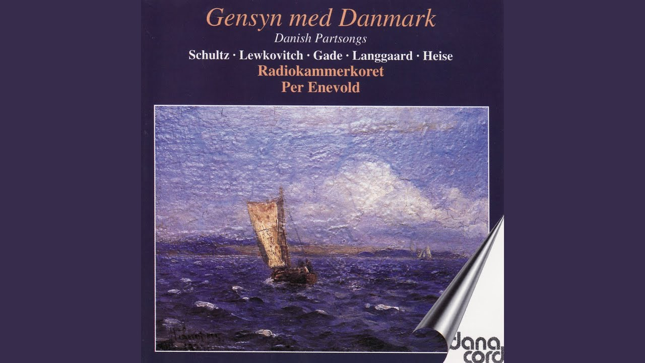 Gensyn med Danmark - 4 sange i dansk lyrisk stil: De vilde blomster