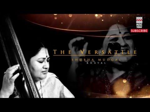 khayal Raga Shuddh Kalyan -  Shubha Mudgal (Album: The Versatile Shubha Mudgal)