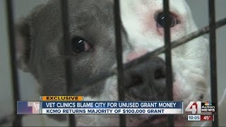 Kansas City Returns $86,365 Of $100,000 Petsmart Pit Bull Grant