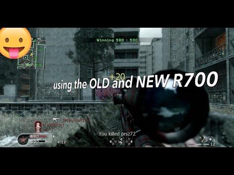 Download COD4 Original R700 vs. NEW Modern Warfare R700