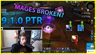 MAGES BROKEN IN 9.1.0 PTR? | Daily WoW Highlights #85 |