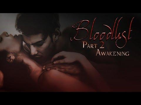 blood moan Vampire suck breast