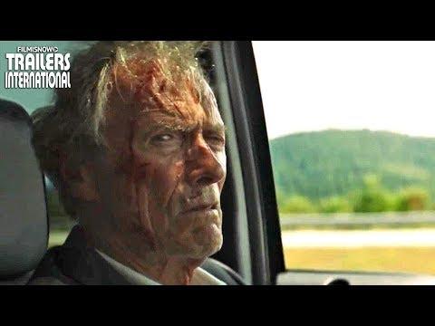 A MULA Trailer Legendado Com Clint Eastwood