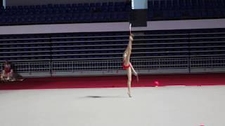 VII Российско-Китайские игры (Дарья Трубникова-булавы)