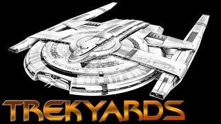 Trekyards EP327 - USS T'Plana-Hath (Disc) (First Look)