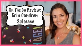 On The Go Review: Erin Condren Suitcase Thumbnail