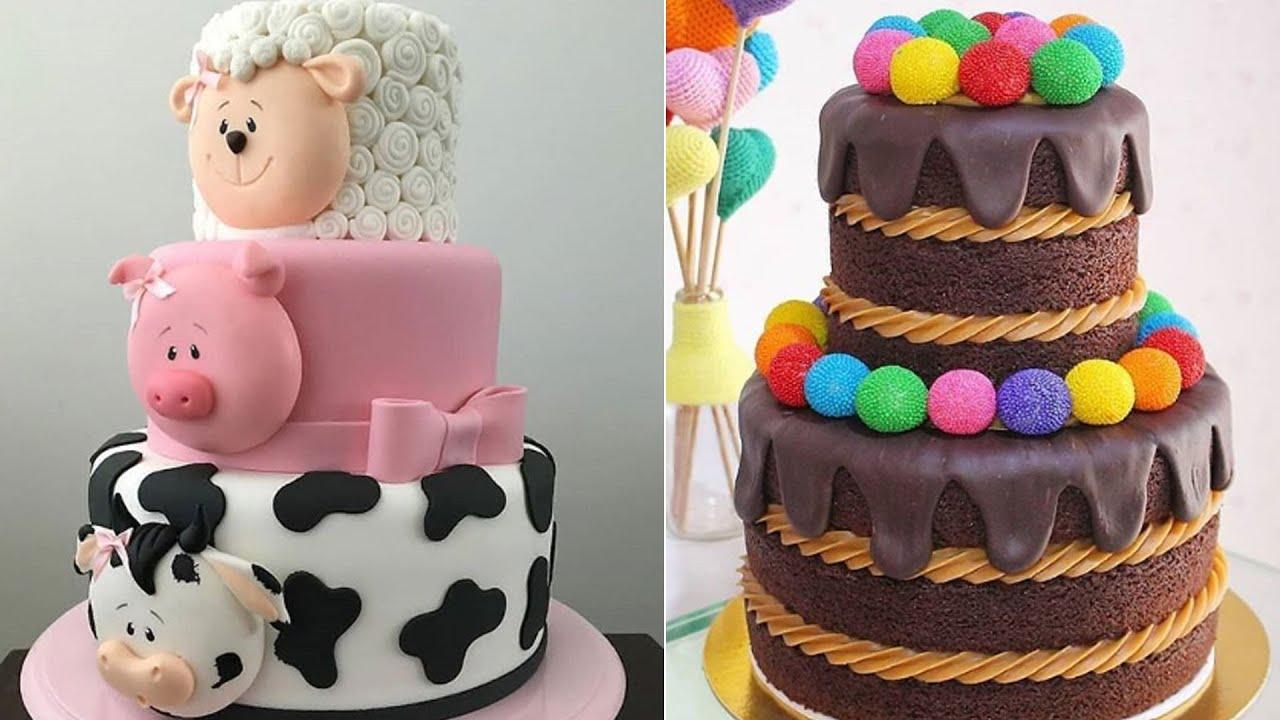 Top 10 Amazing Cake Decorating Compilation | Easy Chocolate Cake Decorating Ideas | Mr Cake