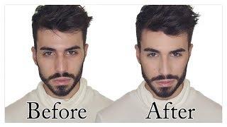 MAKEUP HOMME (MIXTE) NATUREL - ON PASSE EN MODE MANNEQUIN ! | Beautyction