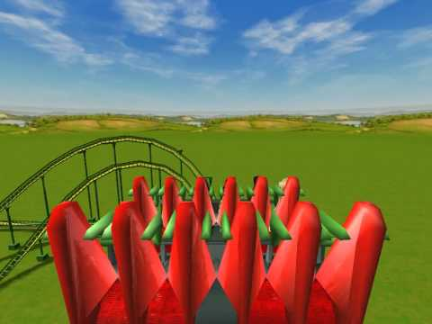 Roller Coaster Tycoon 3 Platnium- Wicked My Version