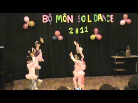 """Sol Art, lớp múa 5 tuổi với bài """"Alibaba"""""""