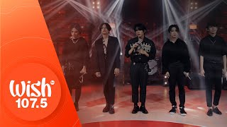 "SB19 performs ""Hanggang Sa Huli"" LIVE on Wish 107.5"