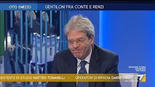 """Paolo Gentiloni: """"Destra italiana razzista? Un po' esagerato"""""""