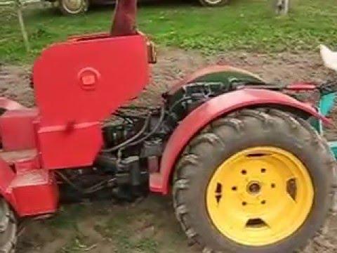 Самодельные трактора в воронеже