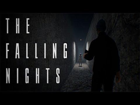 THE FALLING NIGHTS + DANGER ZONE - Maratona Horror su TWITCH #1c - I fantasmi più brutti del mondo!