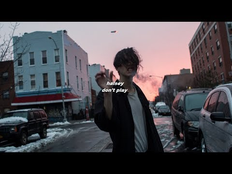 Halsey / Don't Play (Male Version)