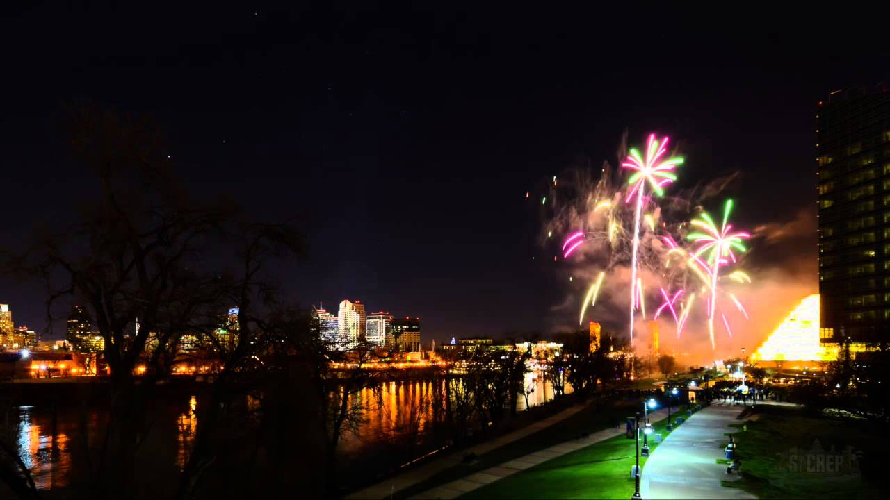 Sacramento New Year's Eve 2015 - YouTube