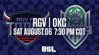 Rio Grande Valley FC vs OKC Energy FC full match