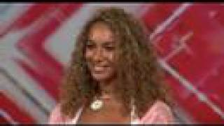 Leona Lewis ~ Over The Rainbow ~ First XFactor Audition ~ The 2006 XFactor