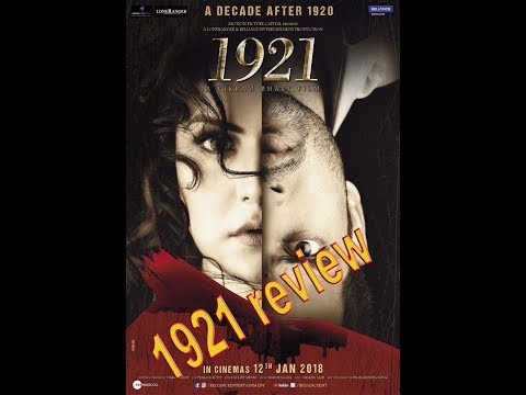 1921 MOVIE REVIEW