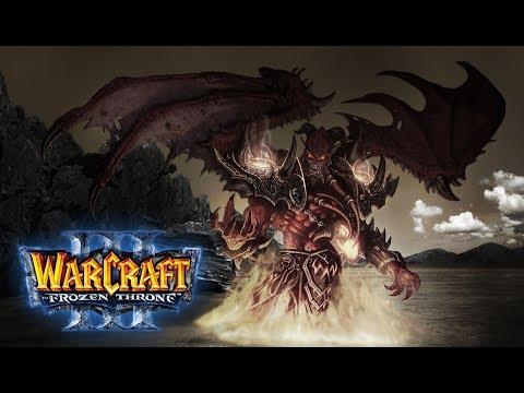 ПОВЕЛИТЕЛЬ ДЕМОНОВ - КОРОНА АДА! - ЦЕНА ВЕРНОСТИ!- ДОП КАМПАНИЯ!(Warcraft III: The Frozen Throne) #2