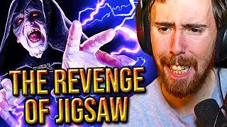 Asmongold Faces The Revenge Of Jigsaw - Olympus 9 Is LOST (Classic WoW Drama)