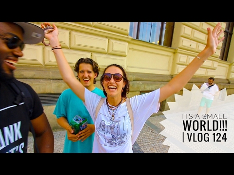 """Very Lost in PRAGUE!!!! Vlog 124  """"I can't believe they are here!!!"""""""