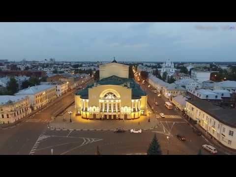 Ярославль - город в котором хочется жить