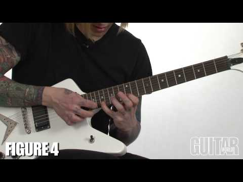 United Stringdom w/Jacky Vincent - July 2013 - Neoclassical Metal-Style Solos