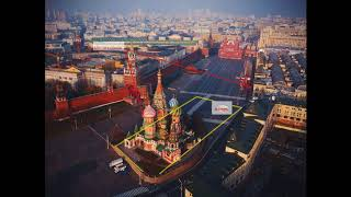 Засыпанный Мавзолей - Ленина -3