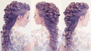 Свадебная причёска - Мастер-класс(, 2014-09-01T12:17:01.000Z)